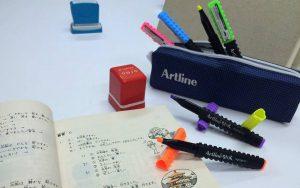hộp bút học sinh