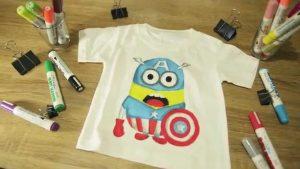 maxresdefault 1 300x169 - Bút vẽ áo giặt không phai Artline T-shirt marker