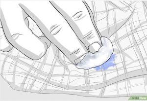 x 300x205 - Cách Tẩy vết mực bút gel (mực có nồng độ sắc tố cao)