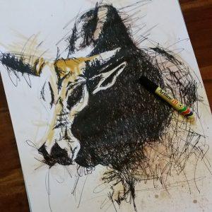 10785147 384040055084340 321063016 n 300x300 - Cảm hứng Artline #8: Bộ tranh động vật độc đáo của nữ họa sĩ Australia