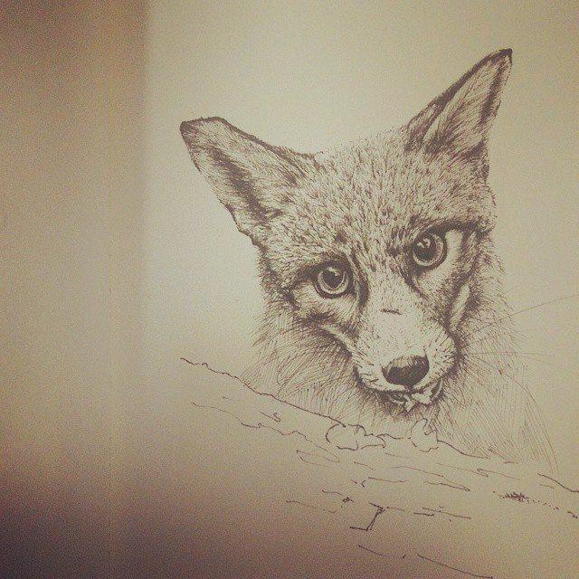 10946597 327761334089327 1255822149 n - Vẽ ký họa cún cưng bằng bút kỹ thuật Artline