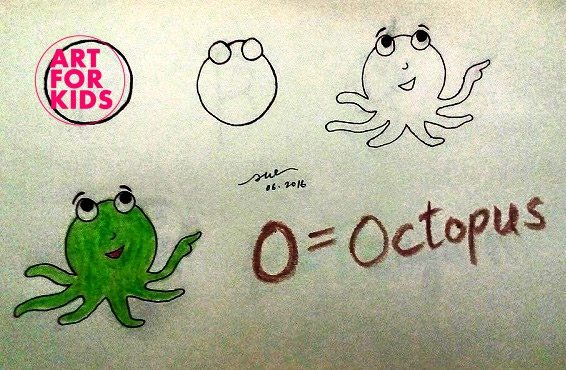 11 - Cách vẽ tranh từ chữ cái cực dễ