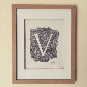 11312500 923766311017721 442105003 n 300x300 - Cảm hứng Artline #3: Bộ tranh chữ cái Doodle thú vị của nữ tác giả người Úc
