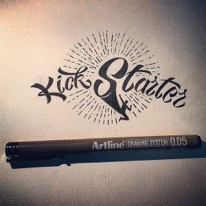 11357675 697948913650000 998293118 n 300x300 - Cảm hứng Artline #4: Những tác phẩm typography cực đẹp của chàng trai Sài Gòn