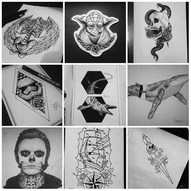 12393938 1723836461180517 1205762348 n - Cảm hứng Artline #21: Bộ tranh mang màu sắc fantasy bằng bút kỹ thuật Artline