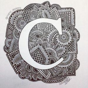 12558886 1688387878113824 1755589339 n 300x300 - Cảm hứng Artline #3: Bộ tranh chữ cái Doodle thú vị của nữ tác giả người Úc