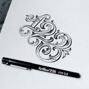 12751311 632699876883578 1102136062 n 300x300 - Cảm hứng Artline #4: Những tác phẩm typography cực đẹp của chàng trai Sài Gòn
