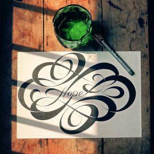12783880 1690154034564485 1690397865 n 300x300 - Cảm hứng Artline #4: Những tác phẩm typography cực đẹp của chàng trai Sài Gòn