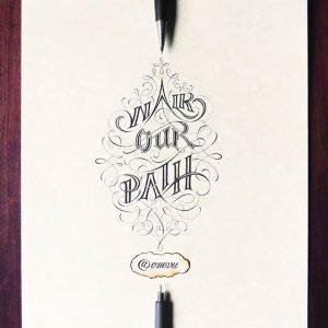 12965091 1781859542047861 1787715606 n 300x300 - Cảm hứng Artline #4: Những tác phẩm typography cực đẹp của chàng trai Sài Gòn