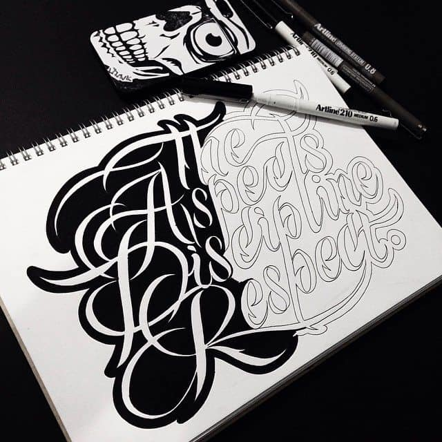 13102524 1035526253198337 1507562998 n - Cảm hứng Artline #25: Phong cách typography cá tính của nhà thiết kế trẻ