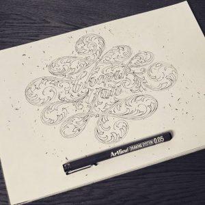 13108797 918566998261940 1500551678 n 300x300 - Cảm hứng Artline #4: Những tác phẩm typography cực đẹp của chàng trai Sài Gòn