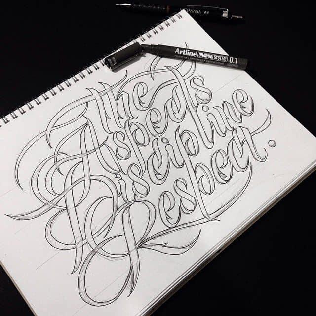 13109089 480172352152967 1790582624 n - Cảm hứng Artline #25: Phong cách typography cá tính của nhà thiết kế trẻ