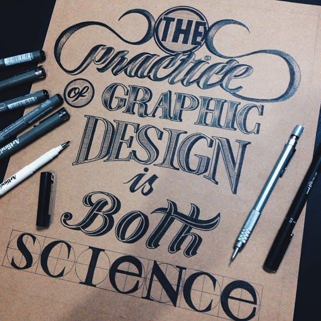 13116558 1720314854913847 1908342703 n - Cảm hứng Artline #25: Phong cách typography cá tính của nhà thiết kế trẻ