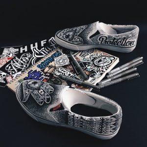 13166892 249668548756752 155536675 n 300x300 - Làm đôi giày trắng của bạn sành điệu hơn với bút đi nét Artline