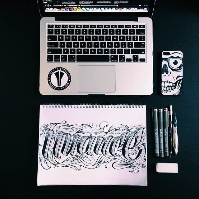 13249837 1109922299065139 632949373 n - Cảm hứng Artline #25: Phong cách typography cá tính của nhà thiết kế trẻ