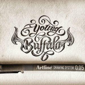 13329190 1436318023061393 1968788216 n 300x300 - Cảm hứng Artline #4: Những tác phẩm typography cực đẹp của chàng trai Sài Gòn