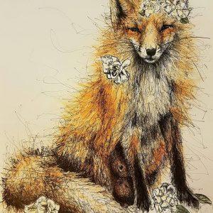 13584268 585228711648726 753448940 n 300x300 - Cảm hứng Artline #8: Bộ tranh động vật độc đáo của nữ họa sĩ Australia