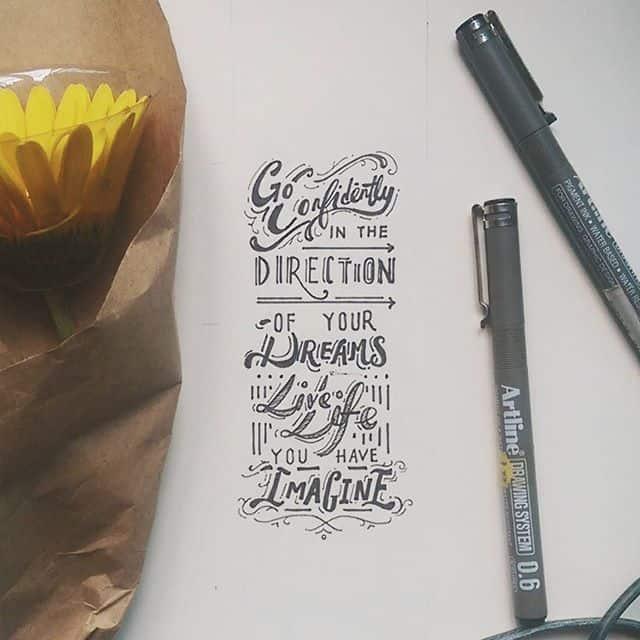 14156276 640269246136456 628499094 n - Luyện viết Typography: Sắp xếp chữ cái theo bố cục hình chữ nhật