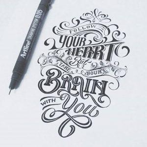 14624460 264829133913586 4536490542757838848 n 300x300 - Cảm hứng Artline #4: Những tác phẩm typography cực đẹp của chàng trai Sài Gòn