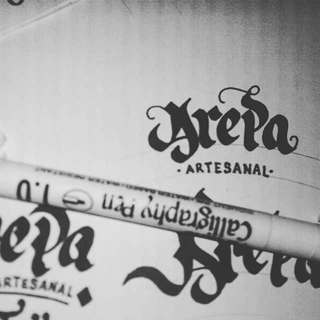 15035610 932881166855428 120903724519391232 n - Cảm hứng Artline #17: Viết thư pháp cùng bút Calligraphy Artline