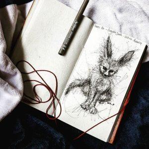 15802838 310026752724973 2244156137697968128 n 300x300 - Cảm hứng Artline #13: Bộ tranh động vật đầy ấn tượng bằng bút kỹ thuật Artline