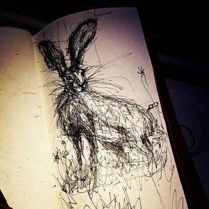 16124173 1089875627788858 348741066578460672 n 300x300 - Cảm hứng Artline #13: Bộ tranh động vật đầy ấn tượng bằng bút kỹ thuật Artline