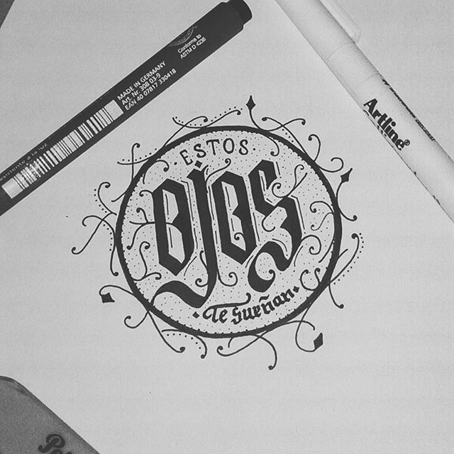 18444877 1576045079095330 2497909226521755648 n - Cảm hứng Artline #17: Viết thư pháp cùng bút Calligraphy Artline