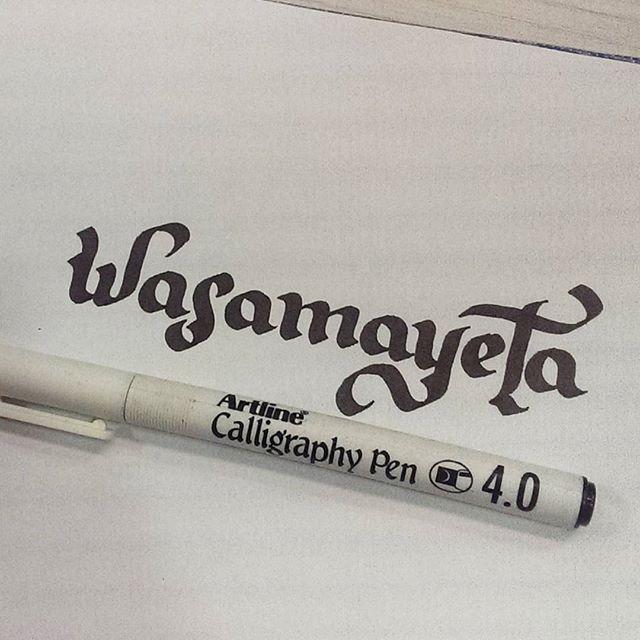 18722181 1413627058703890 557104932428185600 n - Cảm hứng Artline #17: Viết thư pháp cùng bút Calligraphy Artline