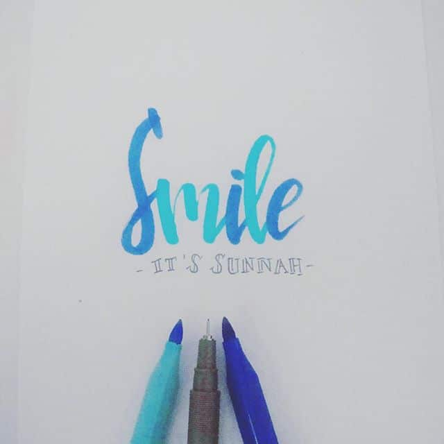 20687339 413521829044948 6637116690263965696 n - Luyện viết thư pháp đẹp với bút Artline brush