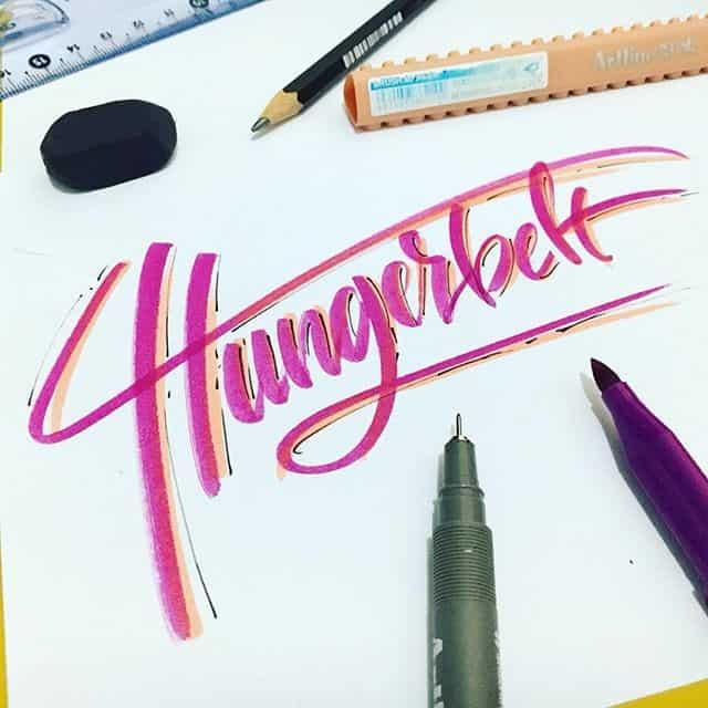 20766829 1423247071056116 4189268086420930560 n - Luyện viết thư pháp đẹp với bút Artline brush