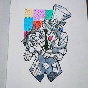 22158115 846185515550655 6365452432469655552 n 300x300 - Cảm hứng Artline #9: Những minh họa nhỏ nhắn xinh xắn bằng bút kỹ thuật Artline