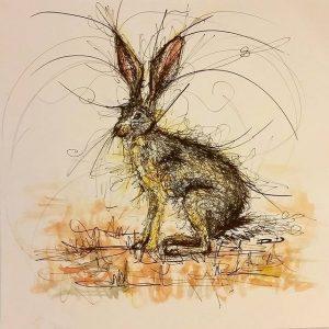 914528 1579296072388372 90786706 n 300x300 - Cảm hứng Artline #8: Bộ tranh động vật độc đáo của nữ họa sĩ Australia