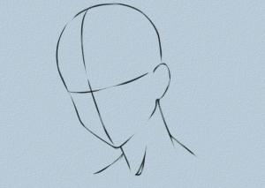 Untitled 300x213 - 6 bước cơ bản để vẽ một nhân vật Anime