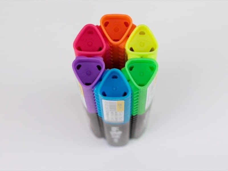 bút dạ quang sáng tạo