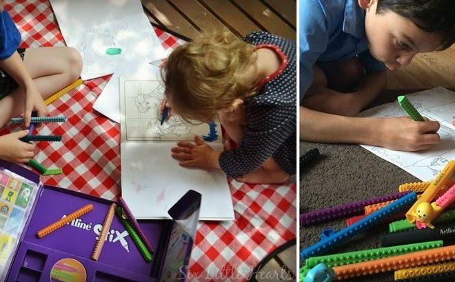 bút viết lắp ráp sáng tạo