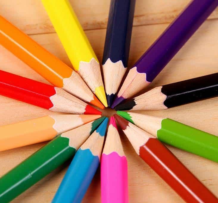 but chi mau 01 - Cách chọn một cây bút chì để vẽ