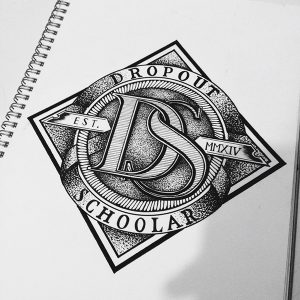 stanley shane xd 300x300 - Cảm hứng Artline #2: Vẽ logo bằng bút kỹ thuật Artline