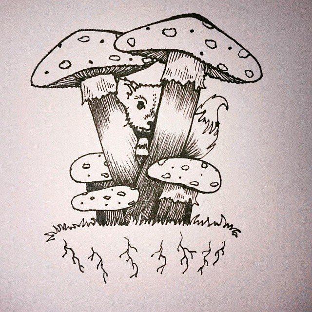 10865207 835673533154361 587848010 n - Cảm hứng Artline #27: Những artwork mini siêu dễ thương bằng bút kỹ thuật Artline