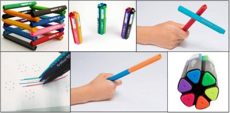 bút lắp ráp sáng tạo 002