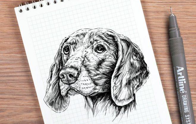 bút vẽ kĩ thuật