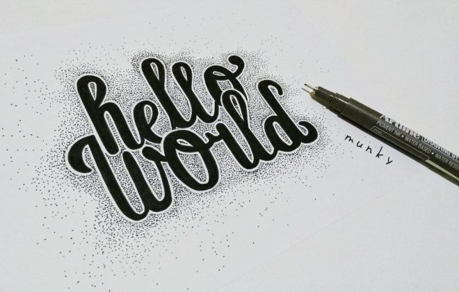 hello world by munky16 dakae0p