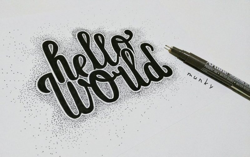 hello world by munky16 dakae0p