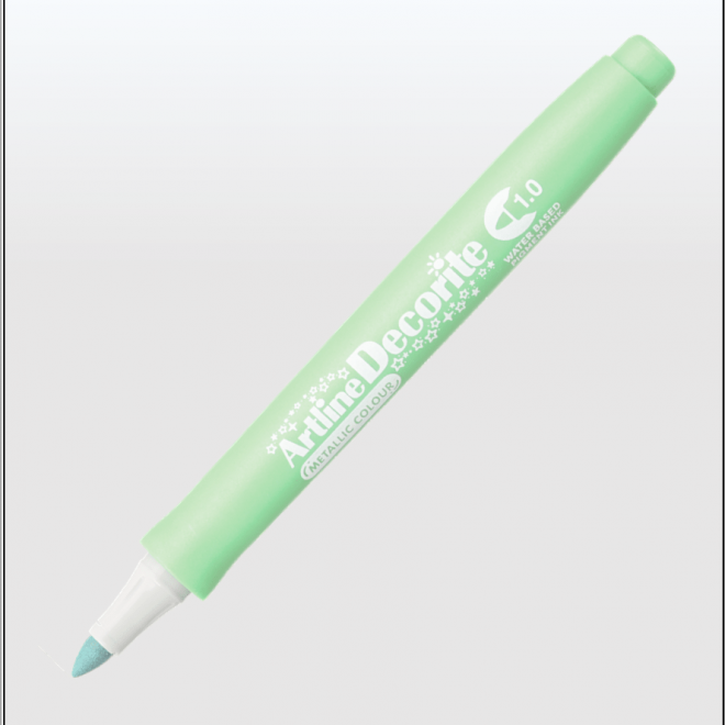 But-mau-noi-Artline-EDF_1_METALLIC GREEN-min