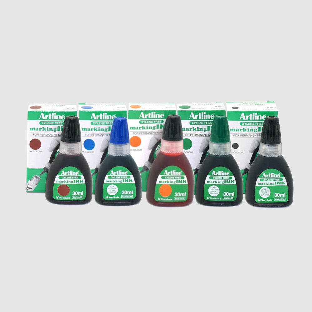 mực lông dầu không phai Artline ESK-20-30