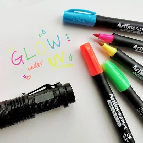 Bút phát sáng uv epf-700uv